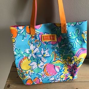 Lilly Pulitzer Bags - Lilly Pulitzer for Estée Lauder Tote Bag